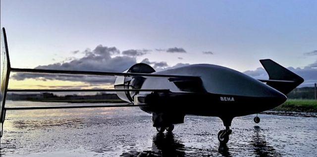 Faradair Beha bio electric Hybrid aircraft (6)