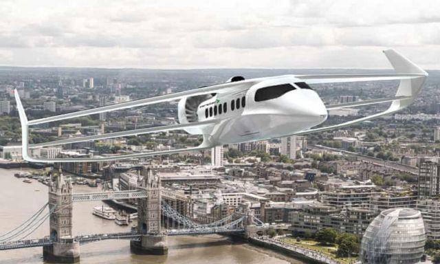 Faradair Beha bio electric Hybrid aircraft (3)
