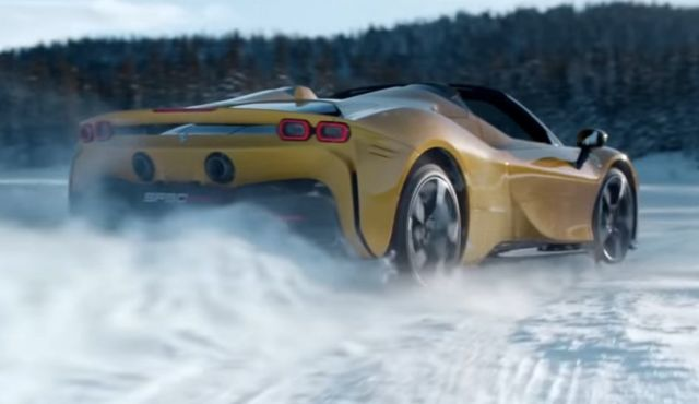 Ferrari SF90 Spider - Beyond imagination