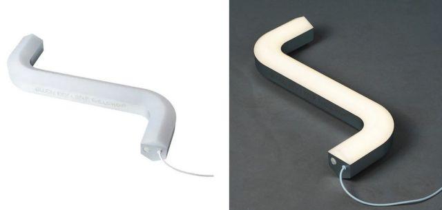 IKEA unveils Allen key lamp