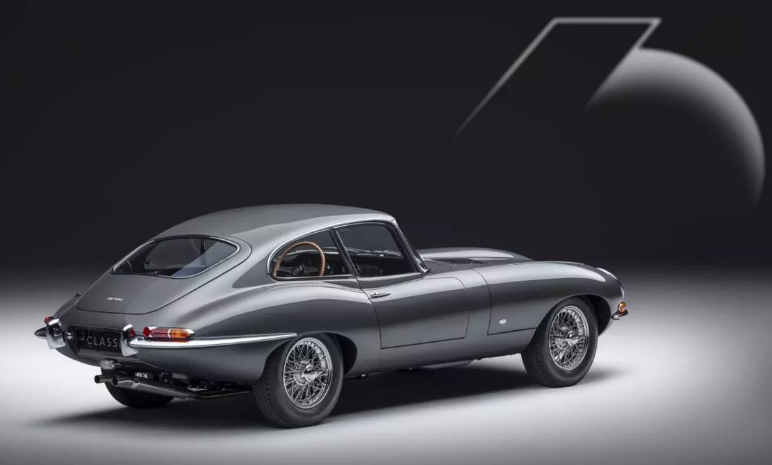 Jaguar Classic reveals E-Type 60 Collection (10)