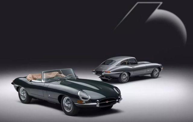 Jaguar Classic reveals E-Type 60 Collection (1)