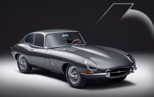 Jaguar Classic reveals E-Type 60 Collection (9)