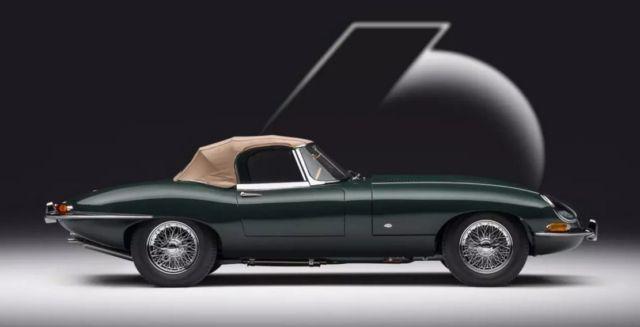 Jaguar Classic reveals E-Type 60 Collection (8)