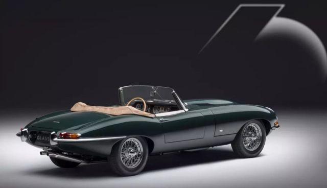 Jaguar Classic reveals E-Type 60 Collection (6)