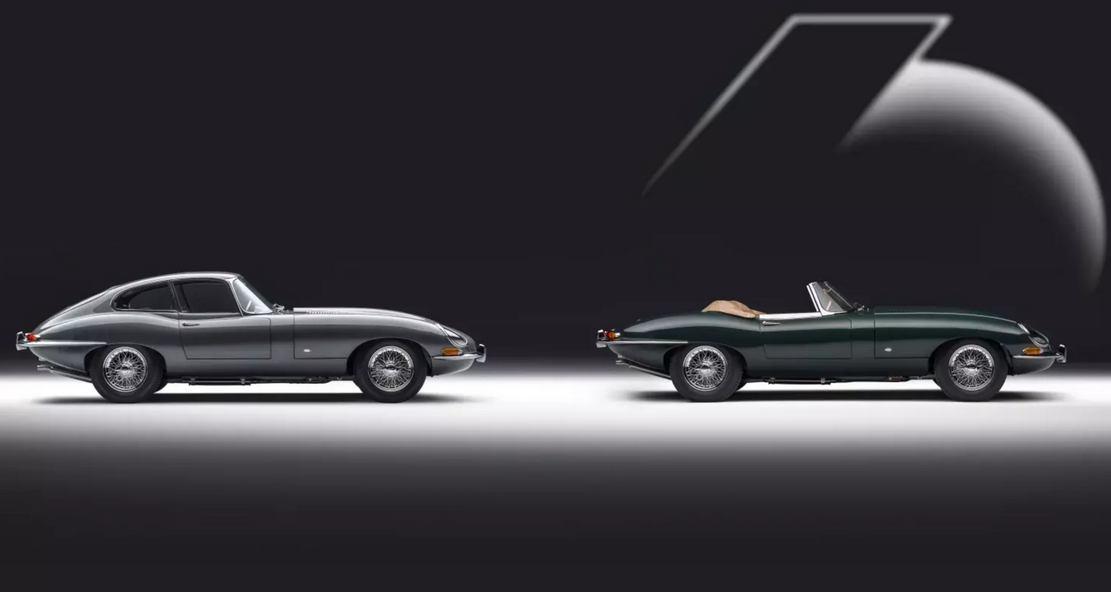 Jaguar Classic reveals E-Type 60 Collection (2)