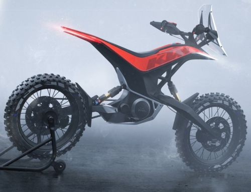 KTM Light Adventure motorcycle