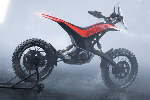 KTM Light Adventure motorcycle (6)