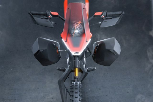 KTM Light Adventure motorcycle (5)