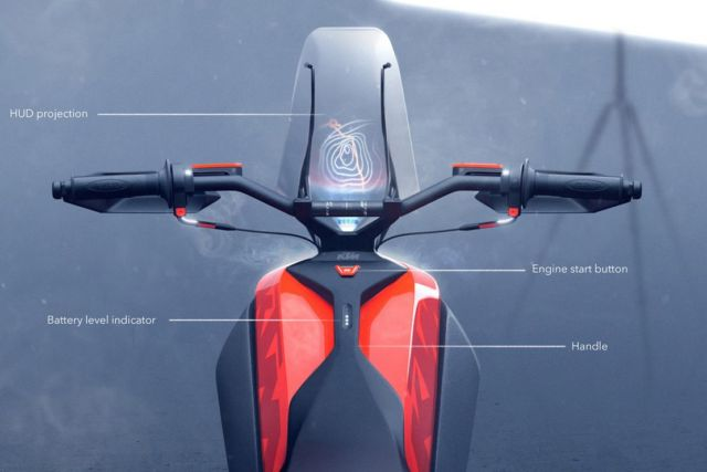 KTM Light Adventure motorcycle (2)