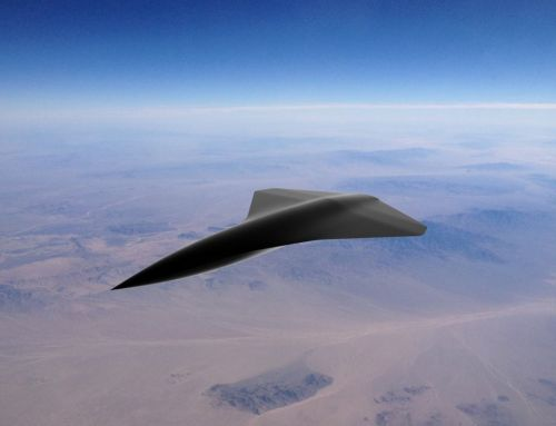 Kelley Aerospace Arrow Supersonic drone