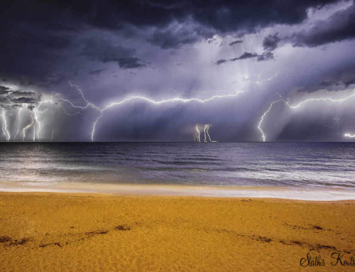 Life on Earth may have started by several trillion Lightning Strikes