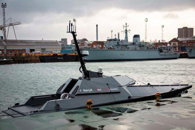 Madfox Autonomous vessel