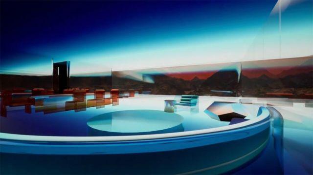 Mars House- First Digital House