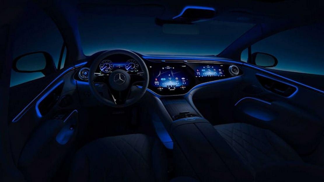 Mercedes-Benz's 56-inch 'Hyperscreen' dash (6)