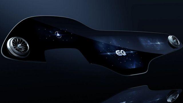 Mercedes-Benz's 56-inch 'Hyperscreen' dash (2)