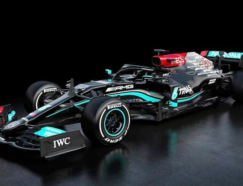 Mercedes F1 W12 challenger for the 2021 season