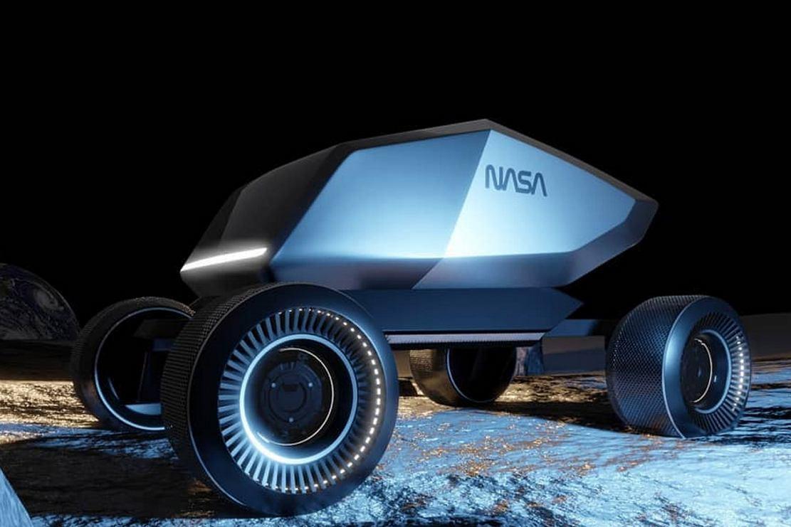 Moonracer exploration vehicle (2)