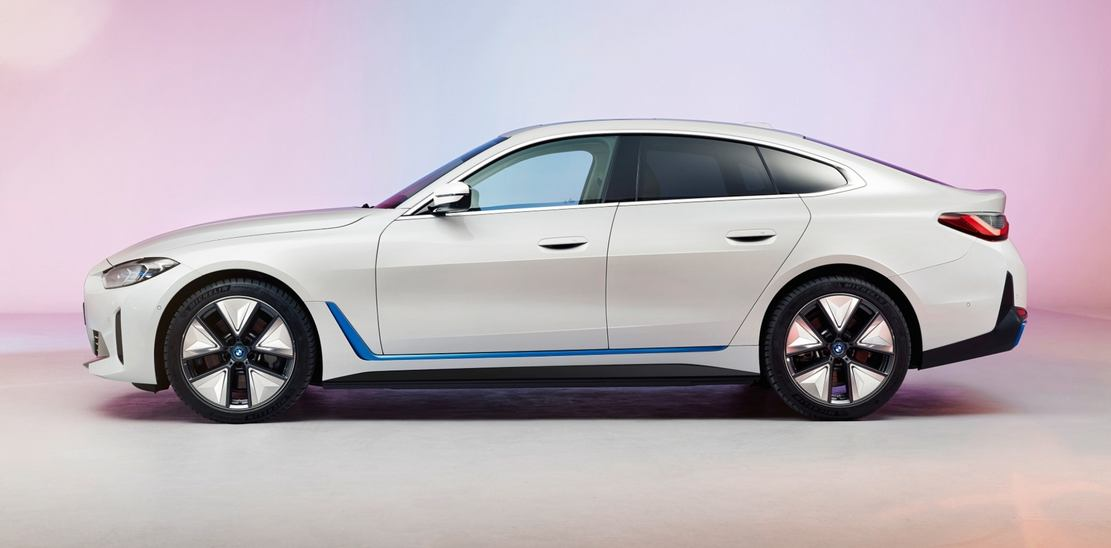 New BMW i4 EV Electric Sedan (1)