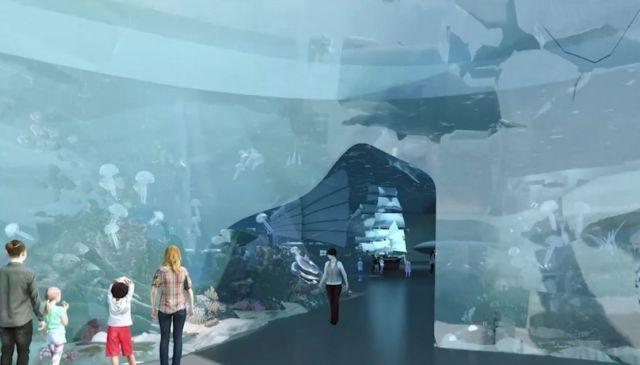 Shenzhen Maritime Museum OPEN (6)