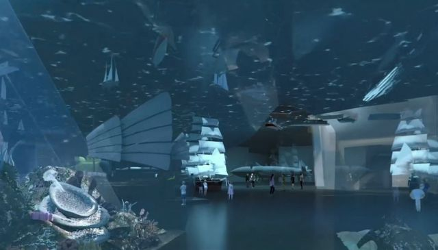 Shenzhen Maritime Museum OPEN (5)