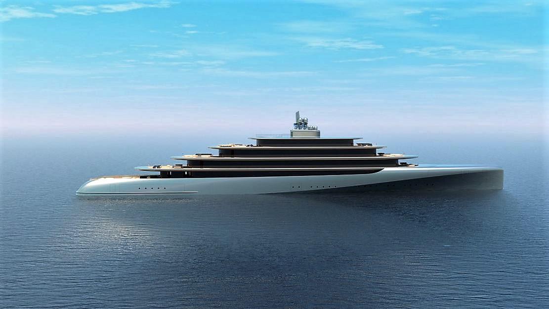 Pebble 459-foot superyacht concept (5)