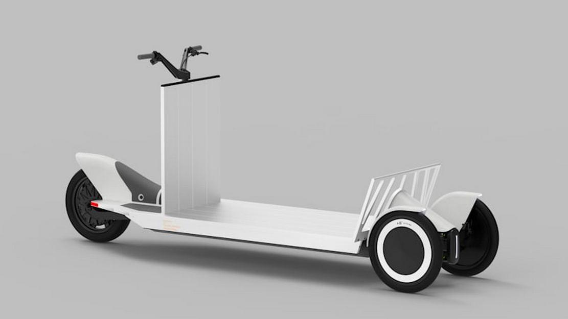 Polestar Re:Move three-wheeled cargo sled (4)