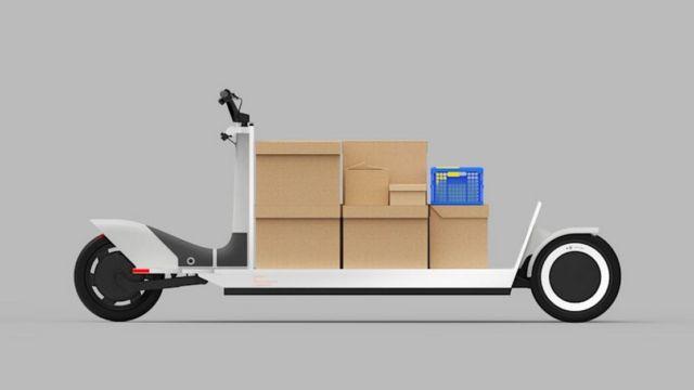 Polestar Re:Move three-wheeled cargo sled (2)
