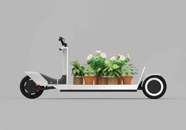 Polestar Re:Move three-wheeled cargo sled (1)