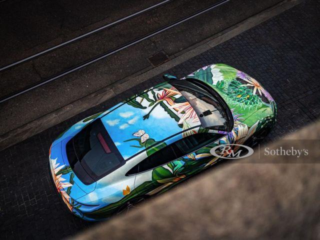Porsche Taycan 4S Artcar (9)