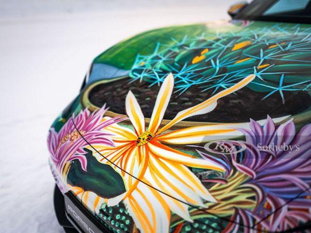Porsche Taycan 4S Artcar (7)