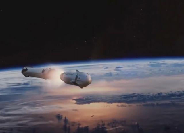 SpaceX Rocket
