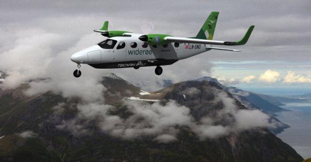 Rolls-Royce and Tecnam all-electric passenger aircraft (4)