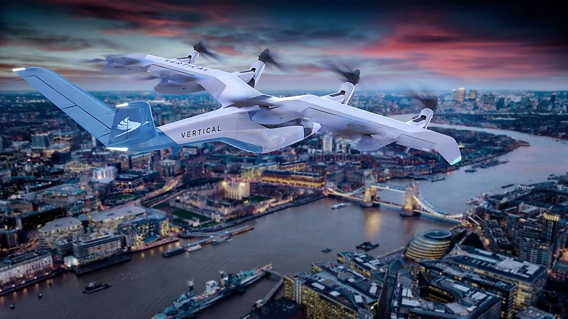 Vertical Aerospace's all-electric aircraft (6)