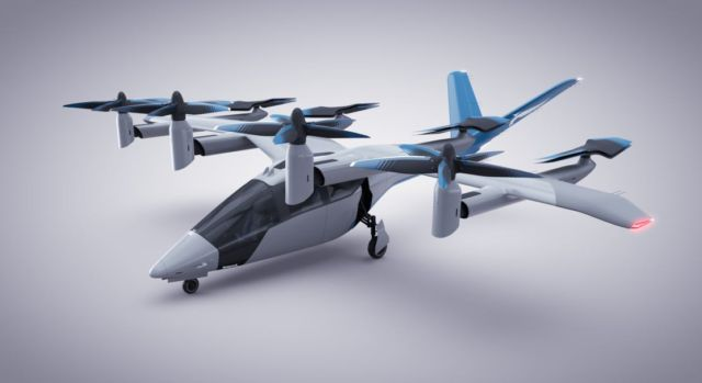 Vertical Aerospace's all-electric aircraft (5)
