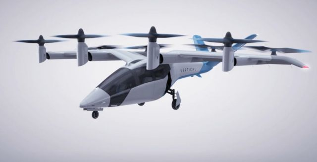 Vertical Aerospace's all-electric aircraft (4)