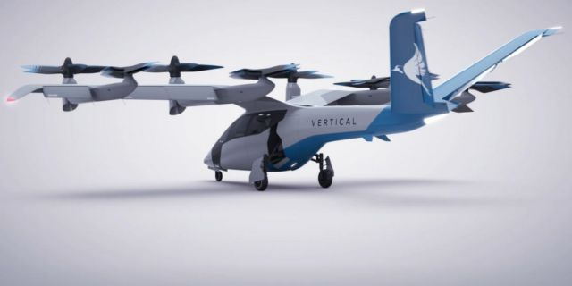 Vertical Aerospace's all-electric aircraft (3)