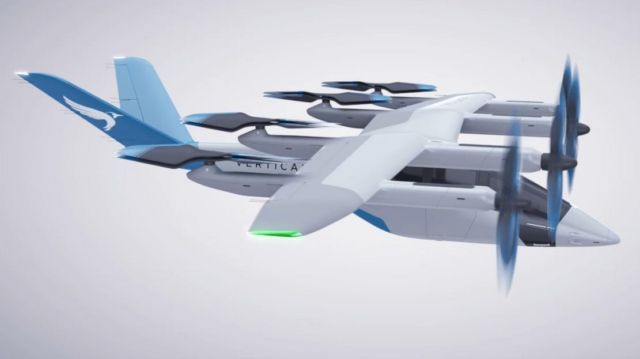 Vertical Aerospace's all-electric aircraft (2)