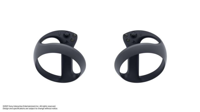Sony's Next-gen PlayStation 5 VR controller (2)