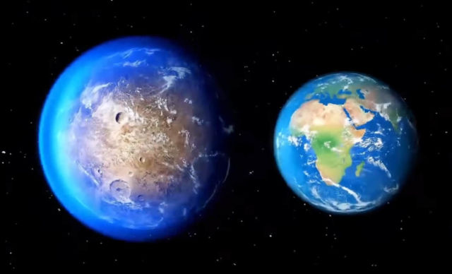 Super Earth Planet could be our next Home 1