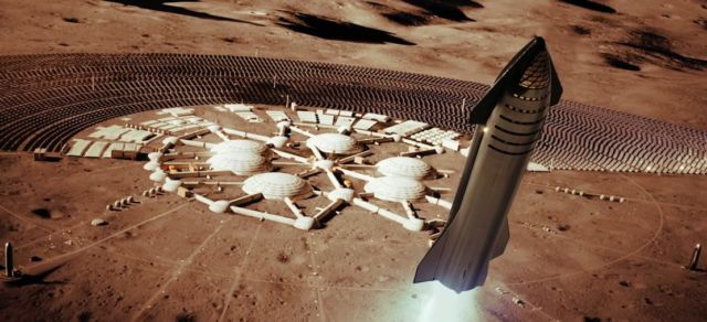 The First 10,000 Days on Mars