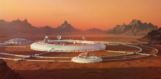 The First 10,000 Days on Mars (1)