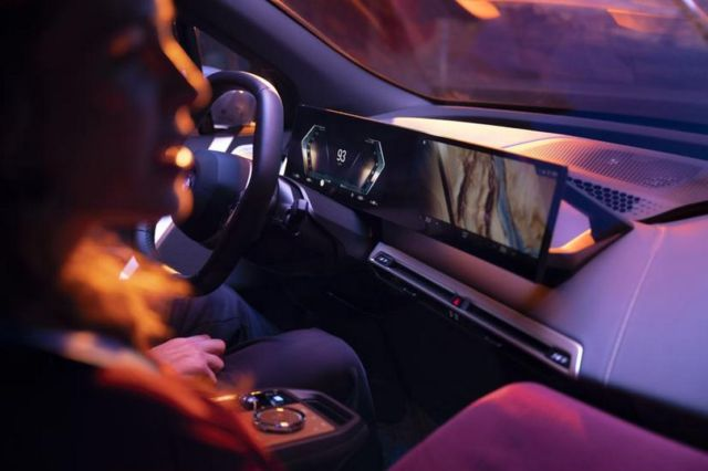 The New BMW iDrive 8 (9)