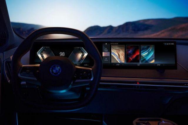 The New BMW iDrive 8 (7)