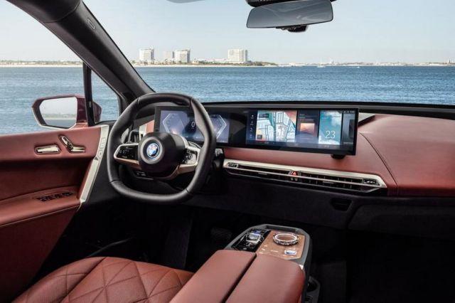 The New BMW iDrive 8 (6)