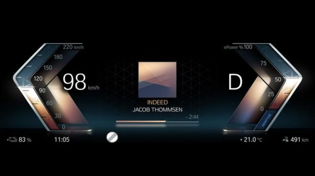 The New BMW iDrive 8 (4)