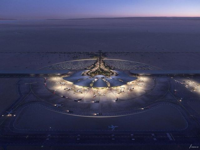 The Red Sea International Airport