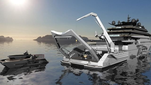 Ulstein CX127 Expedition Yacht Concept (6)