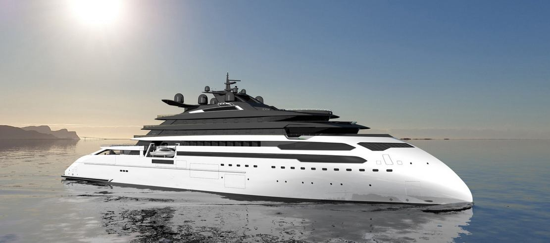 Ulstein CX127 Expedition Yacht Concept (1)