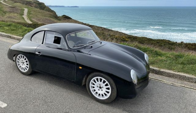 WEVC Coupe Porsche 356a-inspired Electric Vehicle (7)
